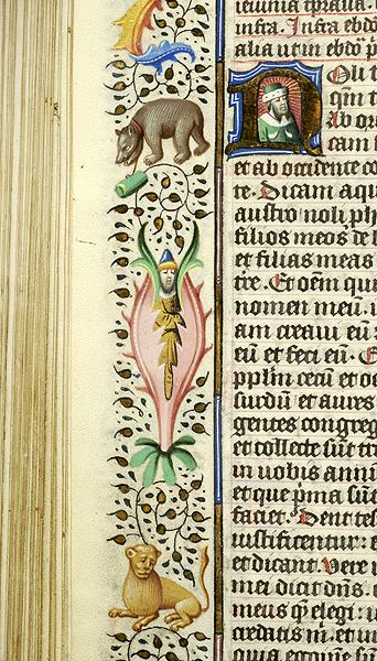 Egmont breviary, MS M.87 fol. 93v - Images from Medieval and Renaissance…