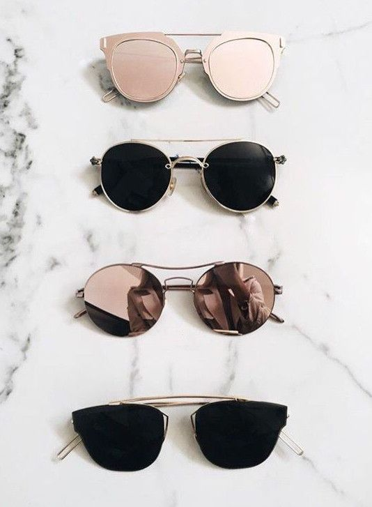 sunglasses for all types of face:
