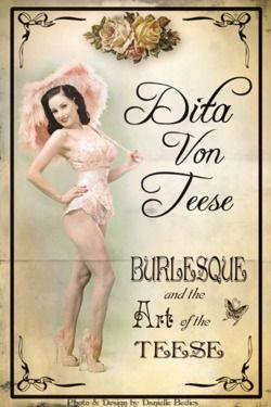 *sigh* I love burlesque.