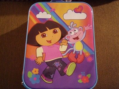 Dora The Explorer Carry On Suitcase - Relist $11.99 - SOLD