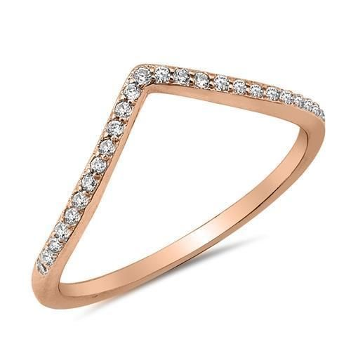 Unique Cz Eternity Band .925 Sterling Silver Ring Sizes 4-10