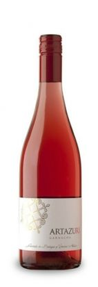 Artazuri Rosado 2013 Produced by Bodegas y Viñedos Artazu, a winery of the Grupo Artadi. The project began with the purchase of vines that were over 60 years old in Artazu, Valdizarbe, an old wine producing town located in the northernmost part of Navarra's winemaking region.  This wine is a single varietal Garnacha (100 percent). Its grapes come from vines at 450 to 600 metres above sea level.