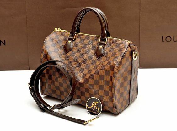 กระเป๋า LV Speedy 30 Damier ของใหม่พร้อมส่ง‼️ - Iris Shop