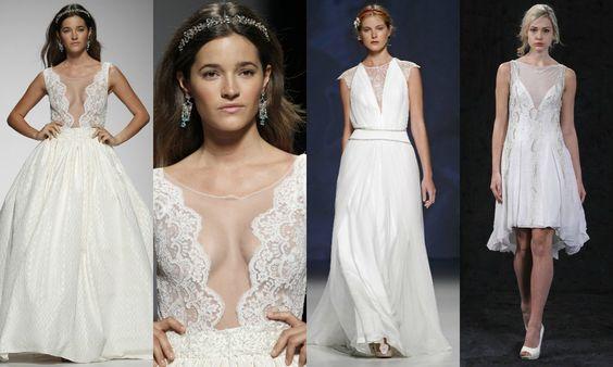 Más vestidos para elegir...