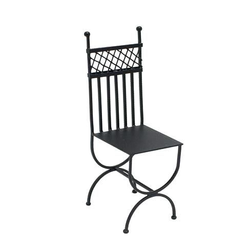 New Wrought Iron Chair Figures Amazing Wrought Iron Chair For
