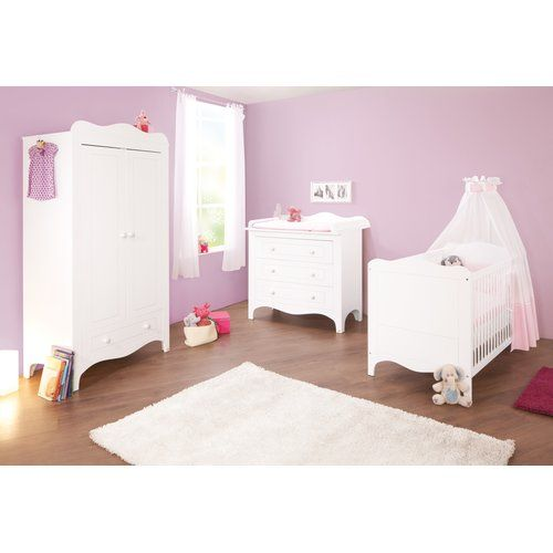 Pinolino Lea 4 Piece Baby Room Set Baby Room Set Nursery Furniture Sets Baby Room Decor