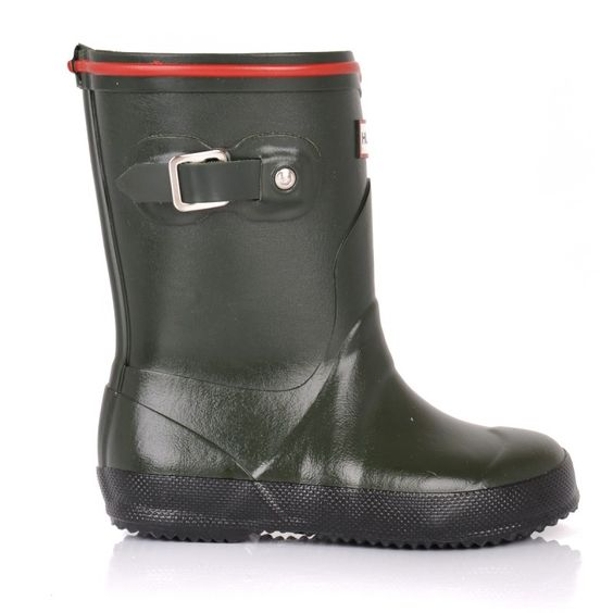 Hunter Balmoral olive wellington boots