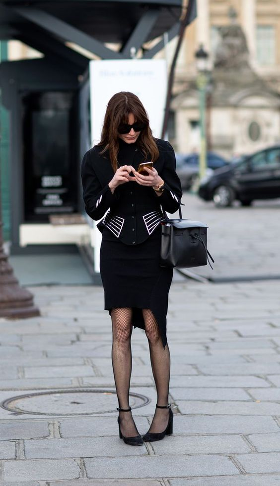 ON THE STREETS IN PARIS