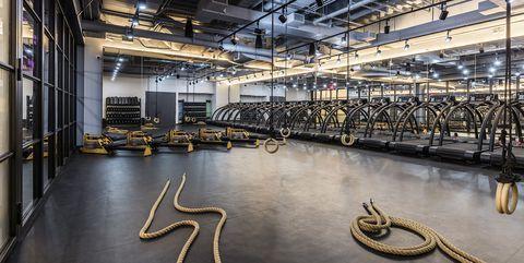 Warehouse Gym Dubai Design District Google Search Warehouse