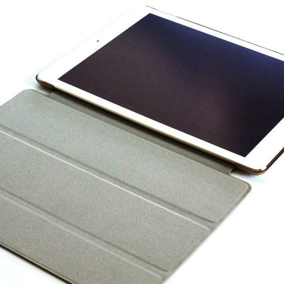 Marble and Gold iPad Case