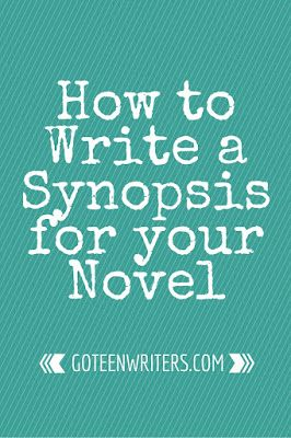 Synopsis of novels