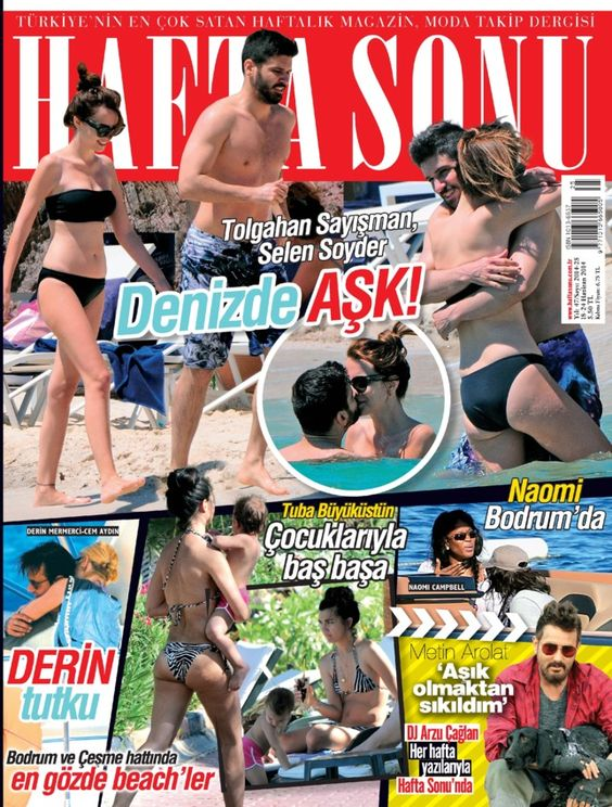 Hafta Sonu Turkish Magazine - Buy, Subscribe, Download and Read Hafta Sonu on your iPad, iPhone, iPod Touch, Android and on the web only through Magzter