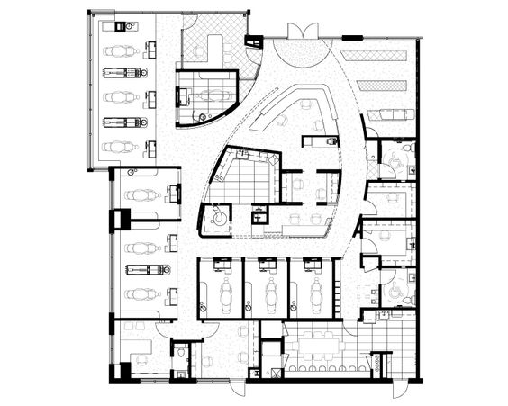 Dental Office Design Chairs And Floor Plans On Pinterest
