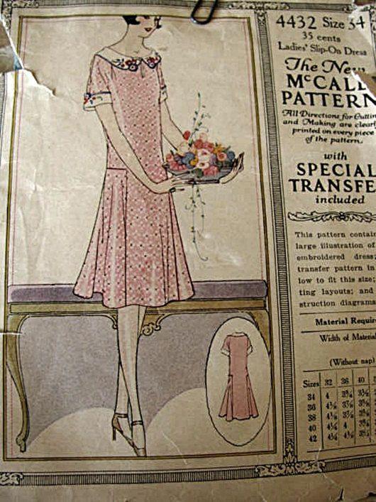 Schnittmustern fr Vintage/Retro Kleidung Schnittmuster