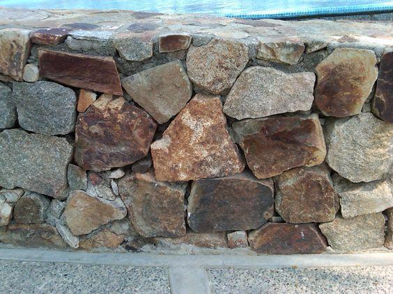 Bardas de granito acapulque o stone de piedra pinterest for Piedras de granitos