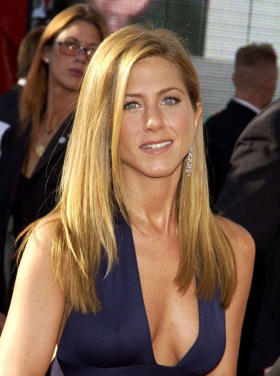 Los mejores escotes de Jennifer Aniston