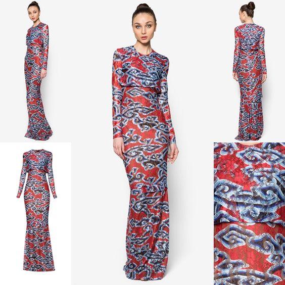 Fesyen Baju Raya Terkini 2016 | Fesyen Trend Terkini | Pinterest ...