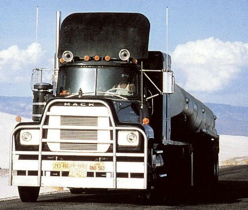 Convoy The Rubber Duck In 2020 Trucks Mack Trucks Big Trucks