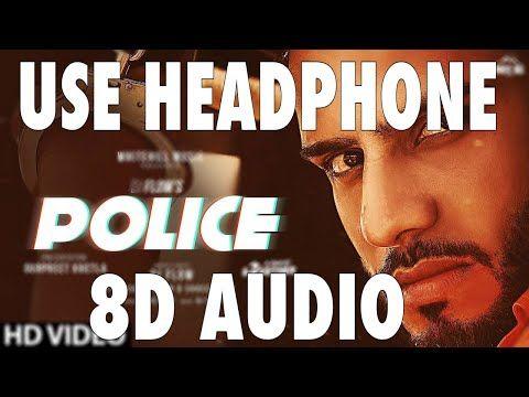 Police 8d Audio Dj Flow Afsana Khan In 2020 Songs Dj Audio