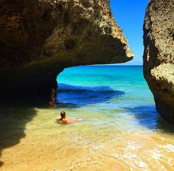 Survival Beach, Aguadilla Puerto Rico: