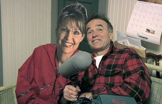 Nick Broomfield tells Jasper Rees about the film he set out to make about the   contentious politician Sarah Palin.
