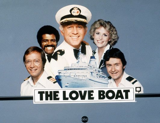 A lot of stars sailed on the Love Boat!