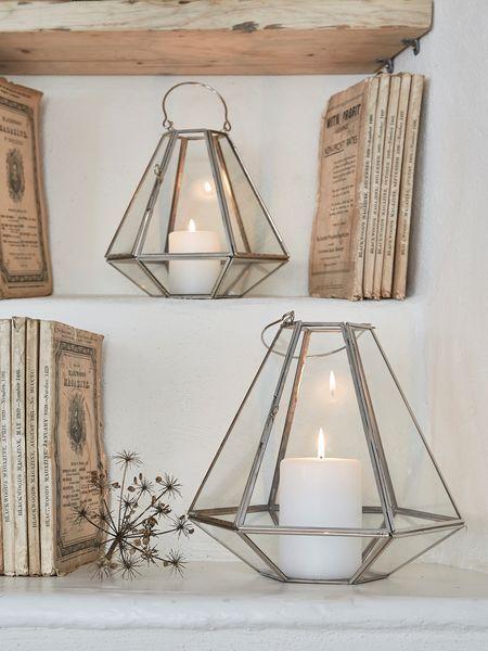 Lanterne géometrique