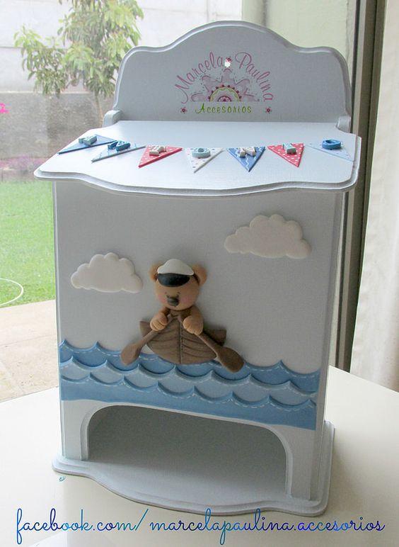 Porta pa al para decorar el cuarto del bebe porcelana en - Ideas para decorar el cuarto del bebe ...