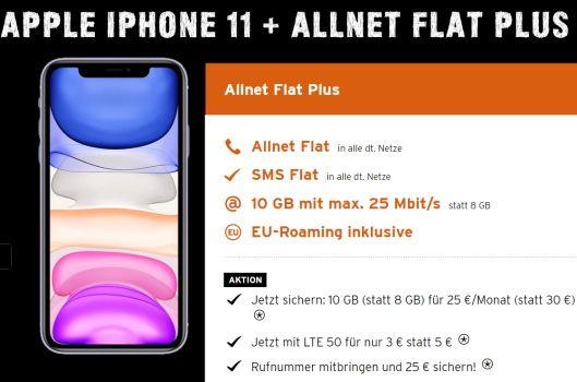 10gb Lte Congstar Allnet Flat Plus Handyvertrag