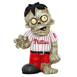 Philadelphia Phillies Zombie Figurines