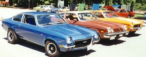 V8 H-Body Photo Album: Vega - Astre 1971