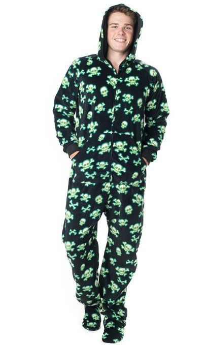 Find great deals on eBay for mens footed pajama. Shop with confidence.