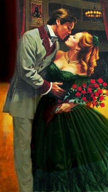 Elaine Gignilliat historical romance cover art.
