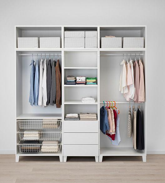 Platsa System Fur Die Aufbewahrung Ikea Ikea Schrank