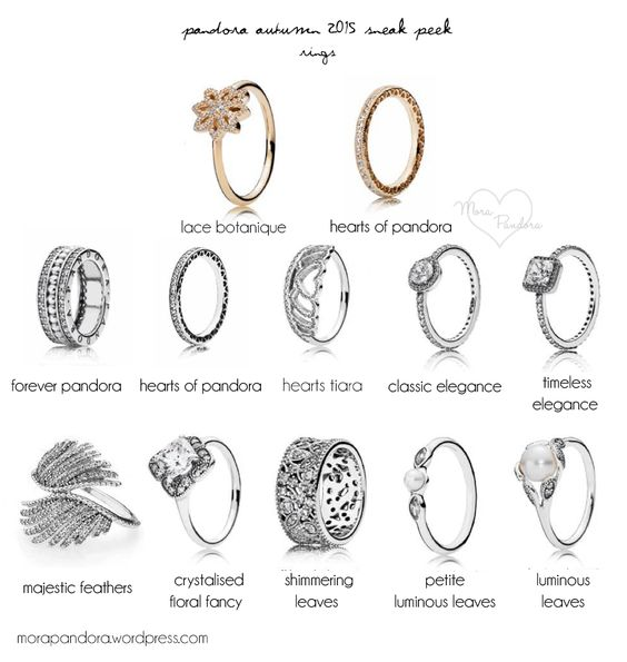 Pandora Autumn 2015 Updated Pictures Amp Prices Leaf Ring