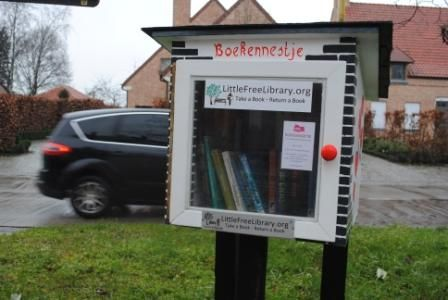 Little Free Library Dendermonde