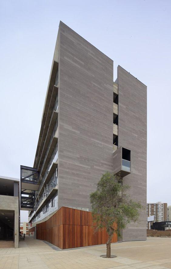 Edifício das Classes de Engenharia e Ciências PUCP,© Juan Solano Ojasi