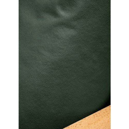 Leather Look Darkest Green Futon Cover Ottoman 157 by SlipcoverShop. $45.00. In Stock - Ships within 2 days. See Sizing and Product Description below. Made to fit Ottoman size futon cushion measuring 21 inches wide, 28 inches long and up to 8 inches thick. Futon cover features 3 sided, concealed zipper construction. Made in USA. Leather Look Forest green fabric offer the look and feel of genuine leather right down to its grain texture. Featured in dark green c...