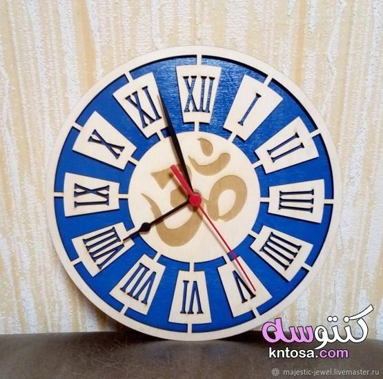 ساعات حائط خشبية مودرن ساعات حائط كلاسيك ساعات حائط 3d مصر ساعات حائط رقيقة جدا ساعة جدارية روعة2020 Wall Clock Diy Crafts Clock