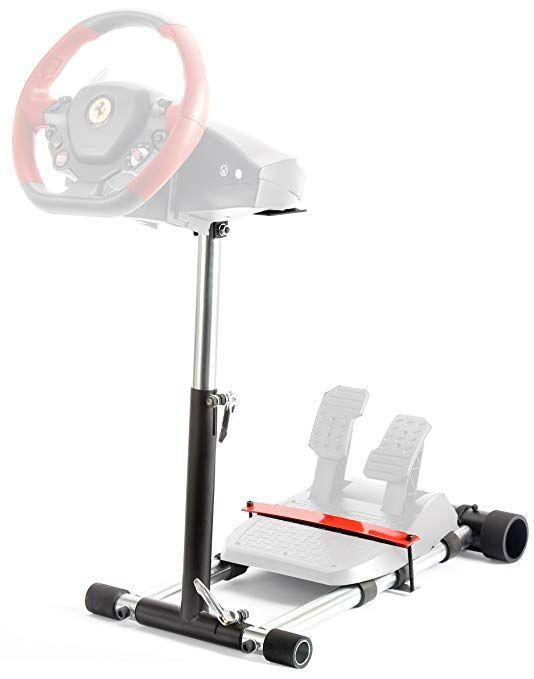 The Wheelstand Mkii Custom Diy Steering Wheel Stand Projecten