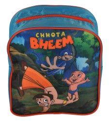 Chhota Bheem & Frns Blue Bag Single Zipper