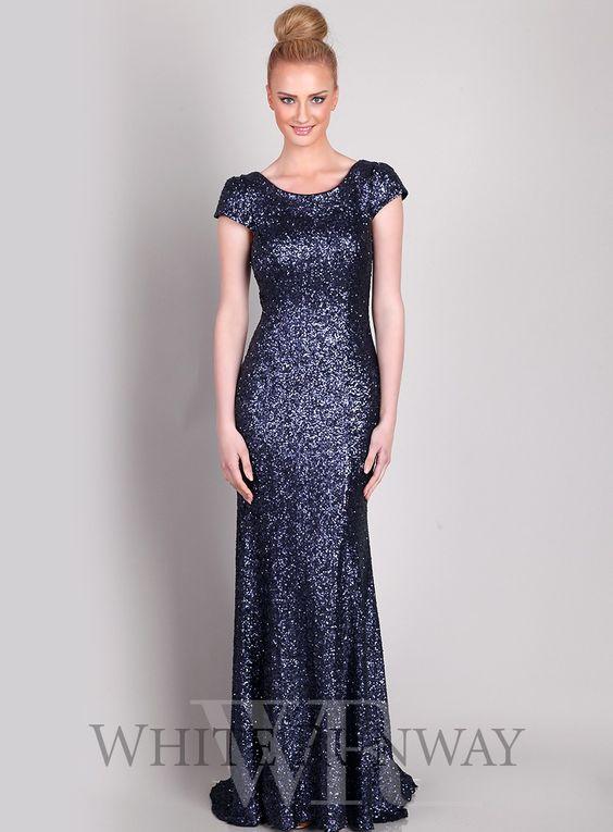 Blues, navy sequin dress, navy bridesmaid dress, jadore sequin ...