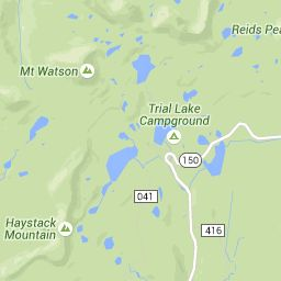 Crystal Lake area has many hiking adventures and camping opportunities in the Uinta Mountains.