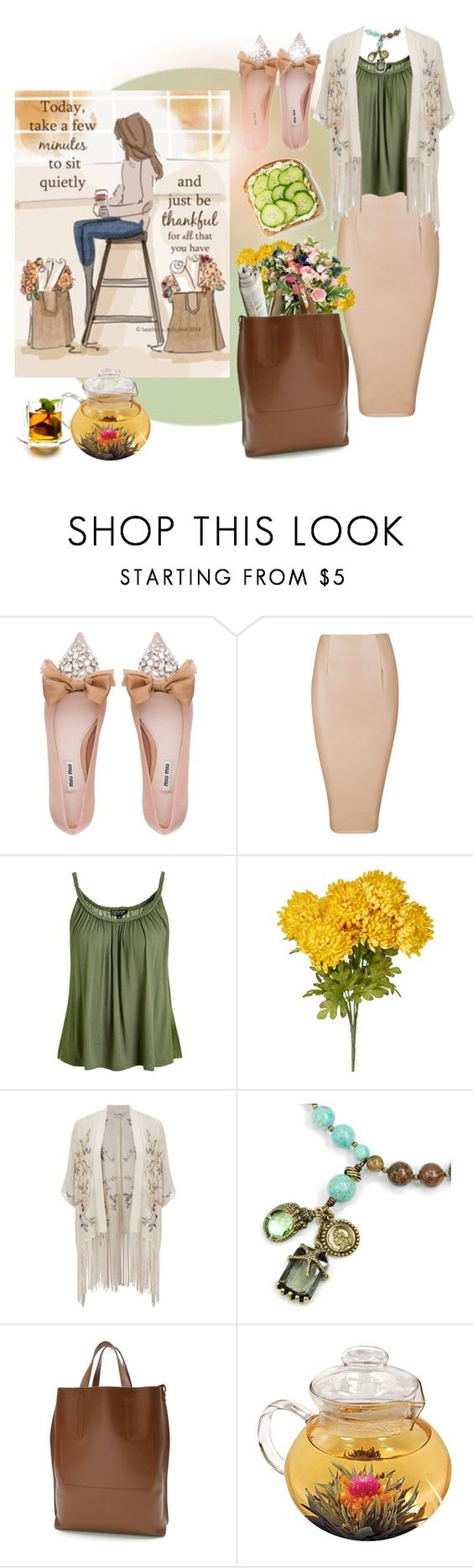 """Stop. Take a moment."" by amara-m-hafeez ❤ liked on Polyvore featuring Topshop, Miss Selfridge, Sweet Romance, Louis Vuitton and MAC Cosmetics"