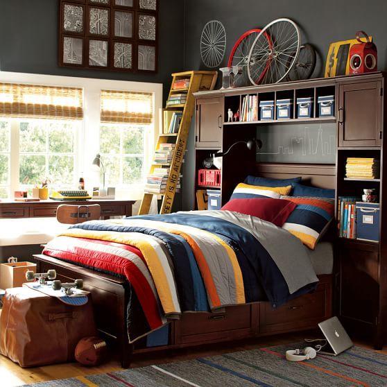 1000+ images about boys bedroom auf Pinterest Graue Wände - schlafzimmer amerikanischer stil