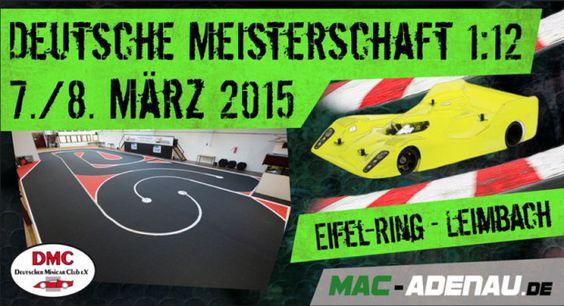 MAC Adenau: Countdown zur Deutschen Meisterschaft 1:12