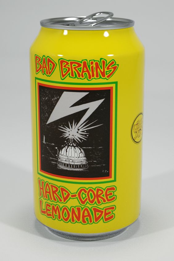 Shamus Clisset, Empties // Bad Brains Hardcore Lemonade