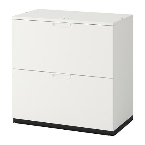 Galant Caisson A Dossiers Suspendus Blanc 80x80 Cm Avec Images Caisson A Tiroirs Tiroirs Ikea Ikea