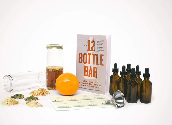 Become an amateur bartender/mixologist/mad scientist by cooking up your very own bitters in the comfort of your home.