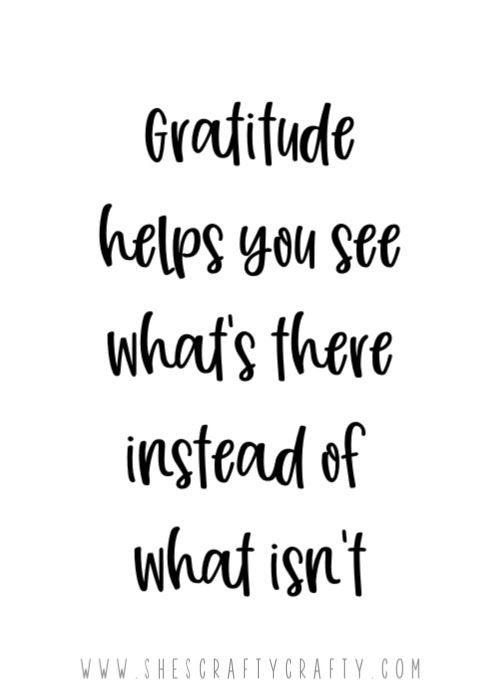Free Printable growth mindset quotes -gratitude